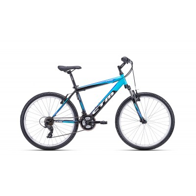 "CTM AXON 26 Matt black/Blue 19"",2019"