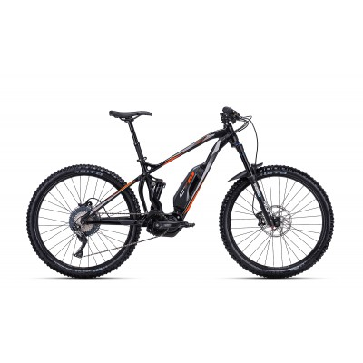 CTM SWITCH 27,5 Matt black/Orange XL,2019