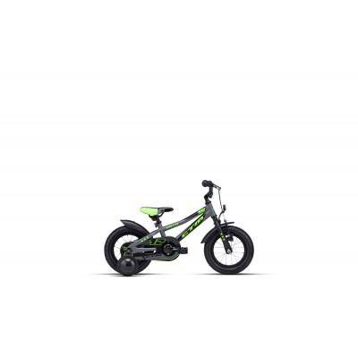 CTM BILLY 12 matná šedá / zelená,2020