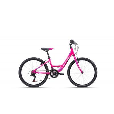 CTM MISSY 24 matná ružová / fialová 2020