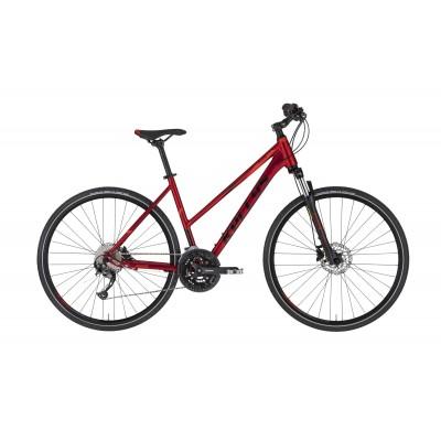 KELLYS Pheebe 30 Dark Red M 2020